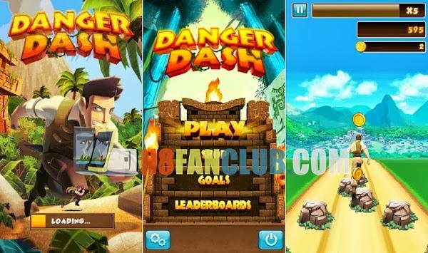 Danger Dash Game for Nokia N8