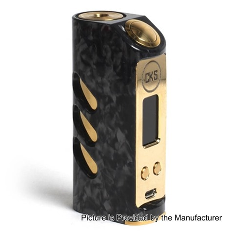 authentic asmodus stride vr 80 80w tc vw variable wattage box mod black stainless steel 580w 1 x 18650 thumb%255B3%255D - 【海外】「Asmodus Stride VR-80」 「Sikary Paladin 80W」「Smoktech SMOK TFV8 Big Baby Light Edition」