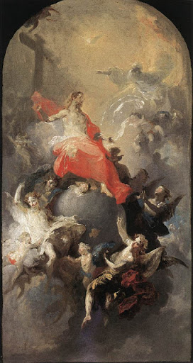 Iconography of the Holy Trinity – Imagining The Unimaginable
