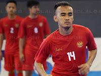 Biodata Randy Satria Mushar, Flank Futsal Gesit Indonesia