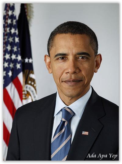 Barack Obama Black