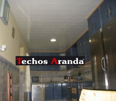 Oferta economica instaladores de techos de aluminio Madrid