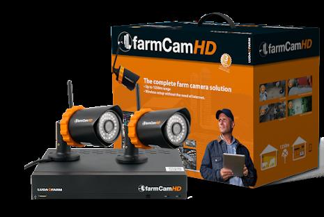 LUDA FarmCam HD + 1 extra kamera