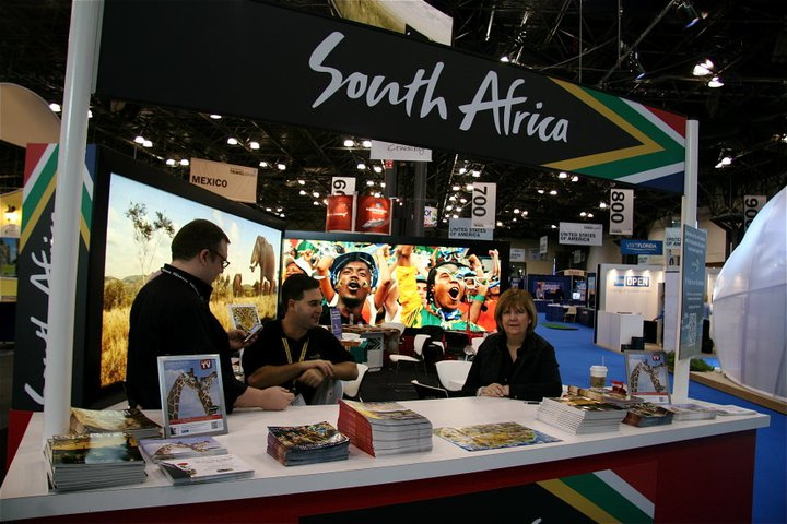 2AFRIKA, INC. BLOG: The New York Times Travel Show - New ...