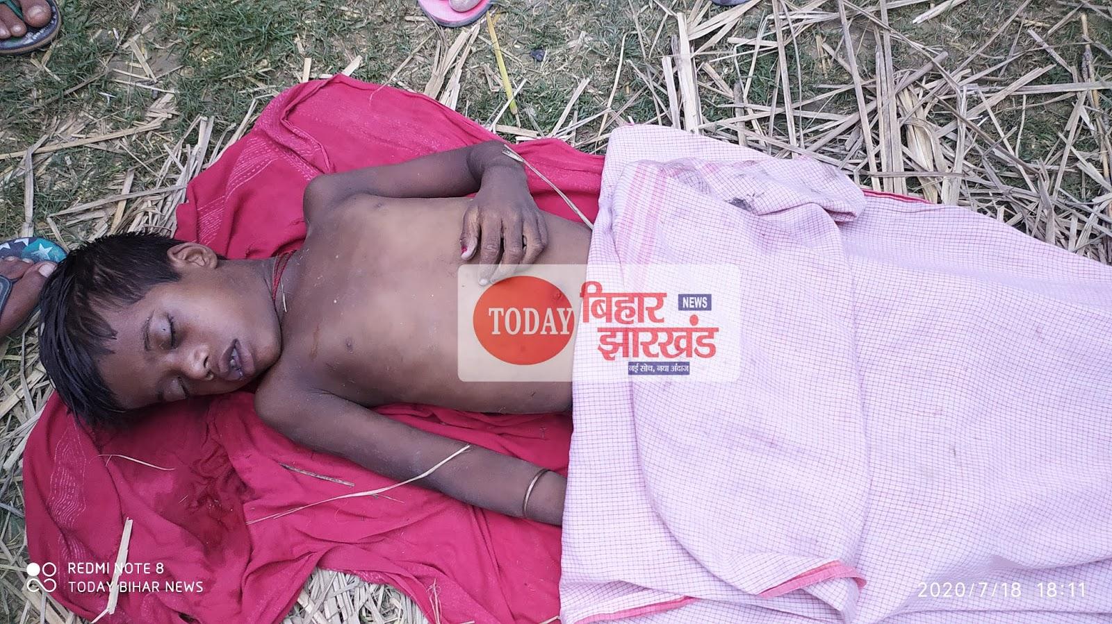 सिकरहना: पोखर में नहाने के दौरान डूबकर बालक की मौत, गाँव मे पसरा मातम