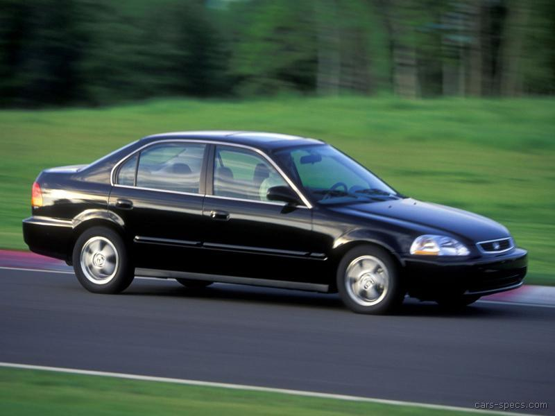 1998 Honda Civic Sedan