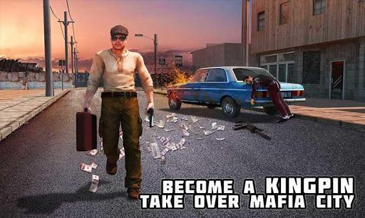 Crime City Mafia Gang War Car Theft Gangster Games screenshots 4