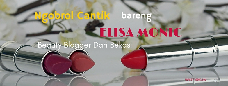 elisa monic beauty blogger