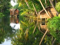 Odkrivanje Backwaters rečnih kanalov z ladjico
