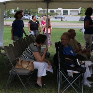 Sept. 4, 2016 Service On The Green
