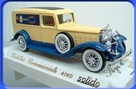 4060 CADILLAC Commerciale Cadburys
