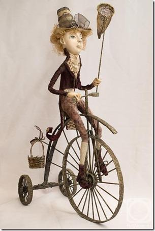 Muñecas de Nadezhda Sokolova Djembe  (6)