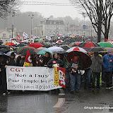Les syndicats ont ouvert les parapluies