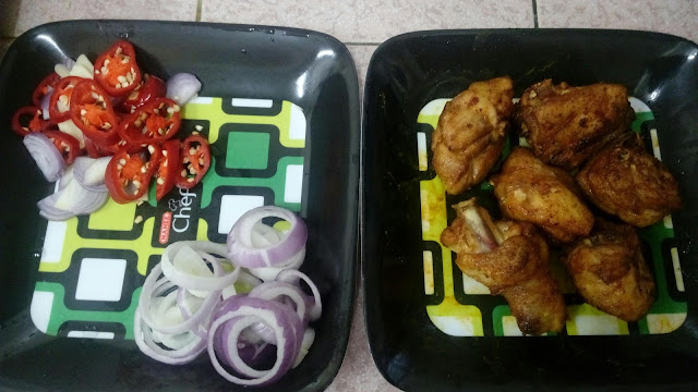Tutorial Ayam Masak Kicap