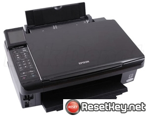 Reset Epson SX515 End of Service Life Error message