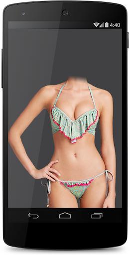 Bikini Suit Changer