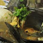 Santiago de Chile - Fischsuppe