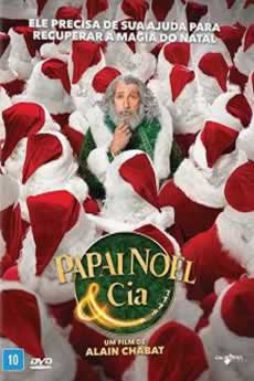 Capa Papai Noel & Cia Torrent