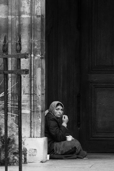 Woman, Paris