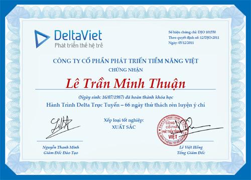 DJO Certificate Web THÔNG TIN KHÓA HỌC