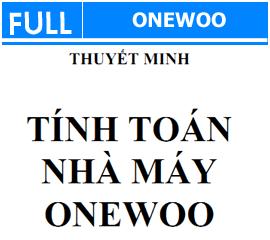 Hồ sơ nhà máy OneWoo
