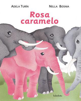Rosa Caramelo, colección A favor de las niñas