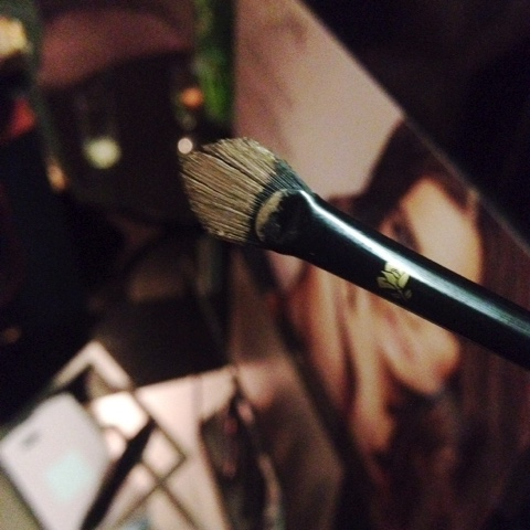 Lancome Double Ended Eyebrow Brush