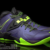 Nike Zoom LeBron Soldier VII Showcase