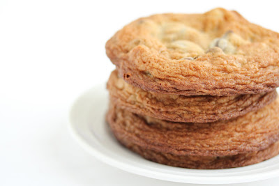 photo of a stack of compost cookies
