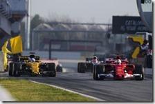 Le vetture 2017 di Formula 1