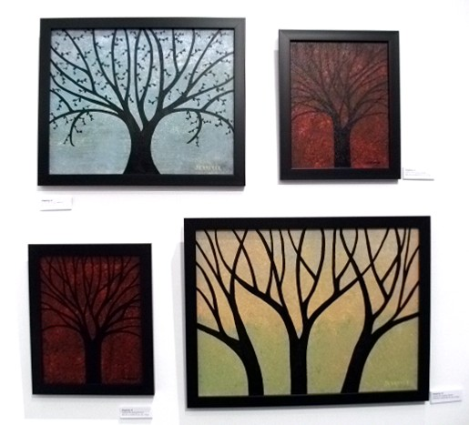 """Simplicity Series"" by artist Jessica Dreyer."