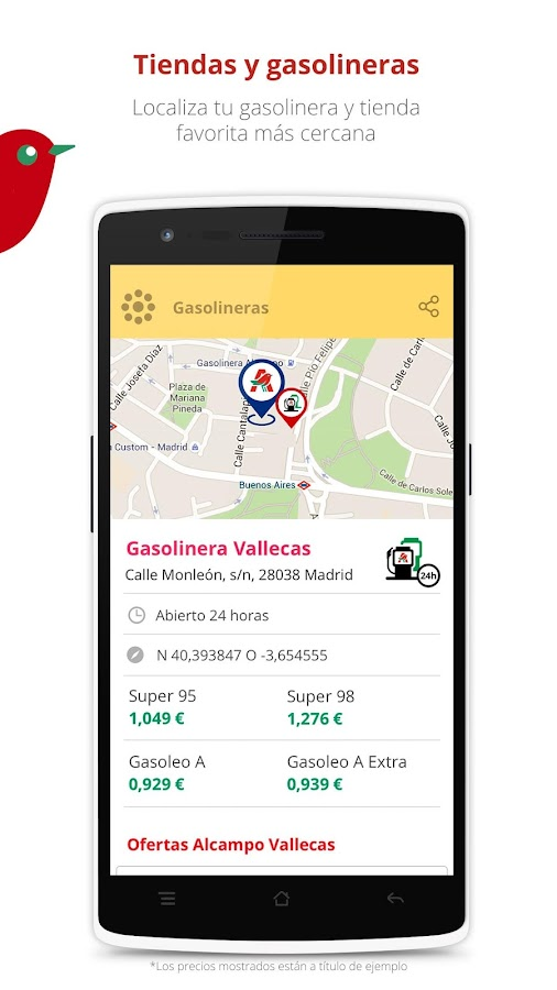 Nearest Gas Stations >> Alcampo, Ahorra y vive mejor - Android Apps on Google Play