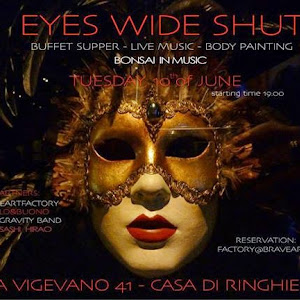 Eyes Wide Shut in Milano