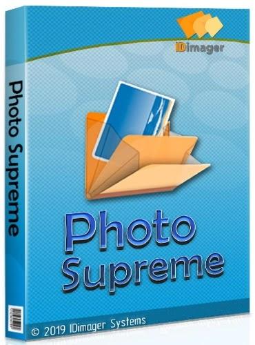 IDimager Photo Supreme 6.4.0.3860 com Crack