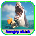 cheats for hungry shark icon