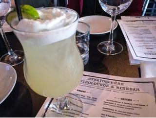 Stratosphere Gastrolounge Toronto: cocktail