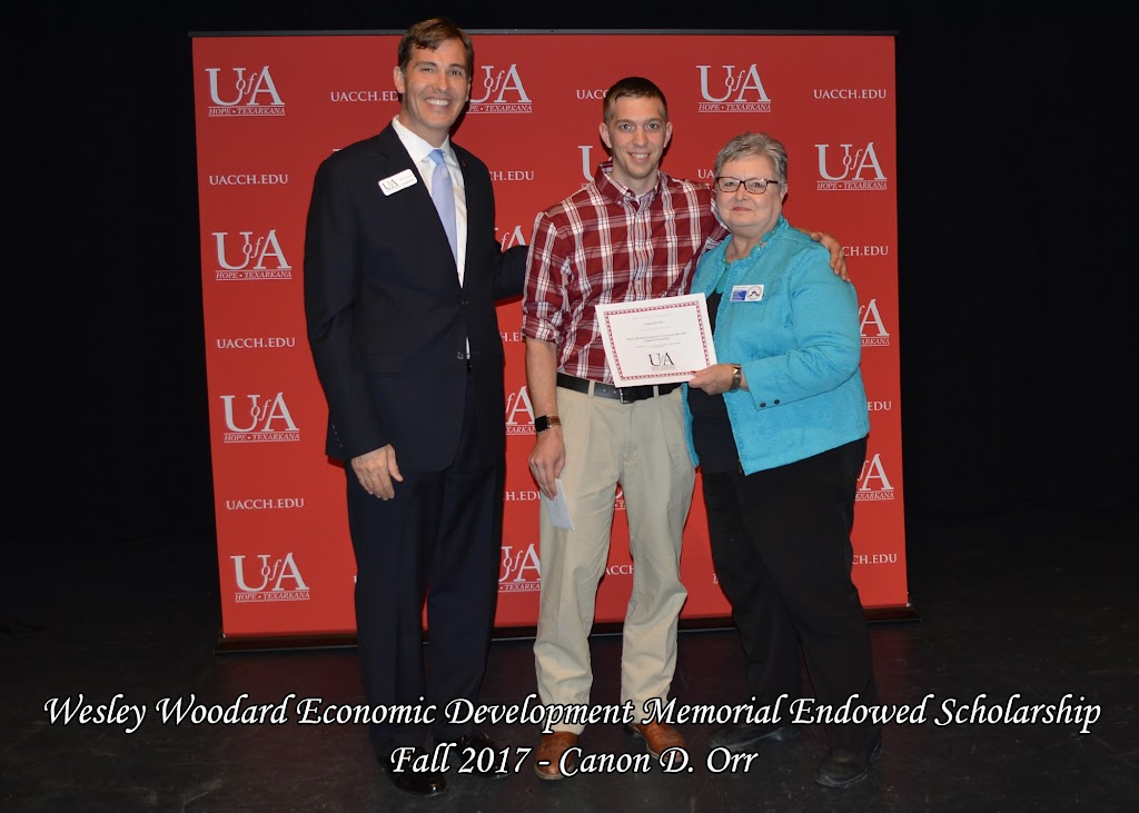 Fall 2017 Foundation Scholarship Ceremony - Wesley%2BWoodard%2BEconomic%2BDevelopment%2BMemorial.jpg