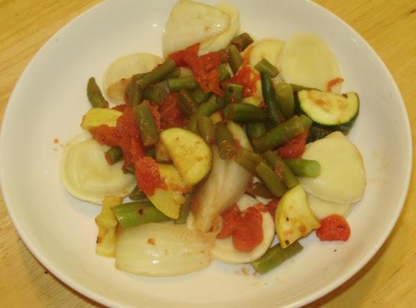 Summer Harvest Ravioli Recipe