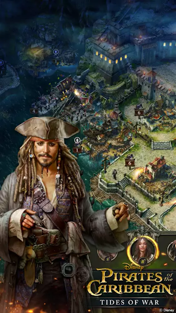 Mobil Strateji / Pirates of Caribbean: ToW