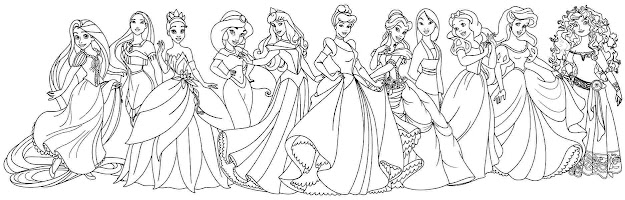 Cool Disney Princess Coloring Pages Ariel By Disney Princess Coloring Pages