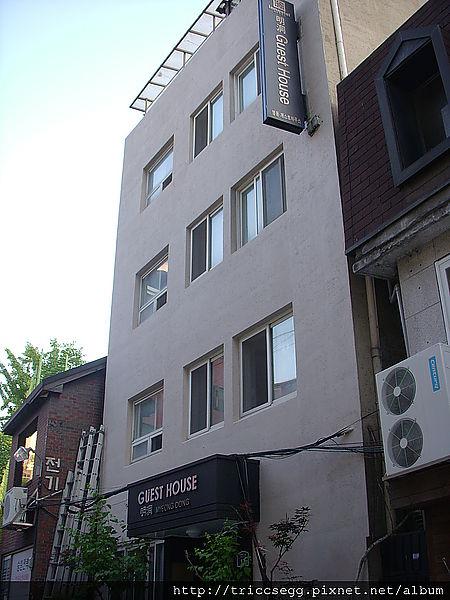 明洞Guest House2