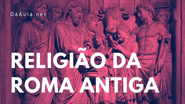História: Religião da Roma antiga