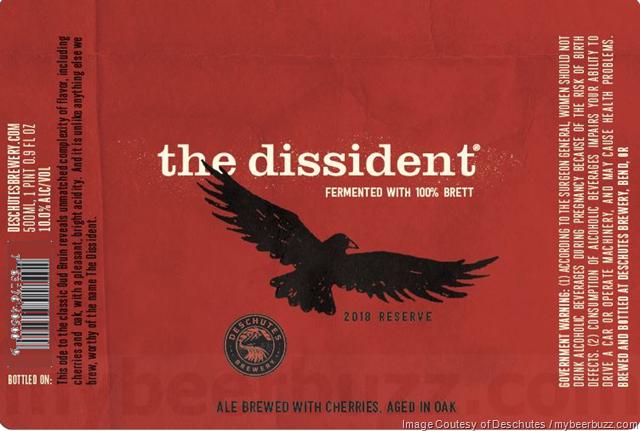 Deschutes The Dissident Returns For 2018