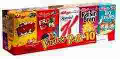 colourful cereal multi mini pack