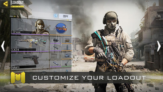 Call of Duty Mobile v1 APK Data Obb Full Torrent