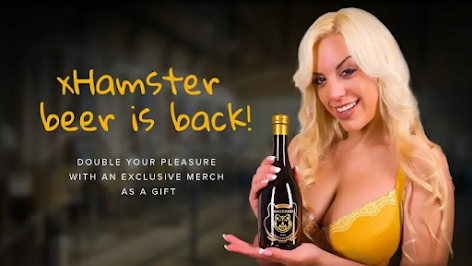 If you're thirsty—literally thirsty—xHamster has a solution