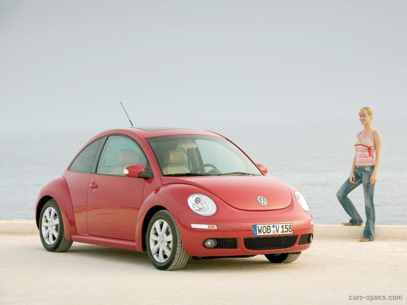 2006 volkswagen new beetle hatchback specifications. Black Bedroom Furniture Sets. Home Design Ideas