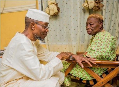 Osun State Governor, Ogbeni Rauf Aregbesola Loses Mum