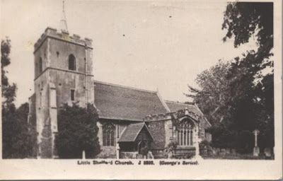 All Saints Church, Little Shelford
