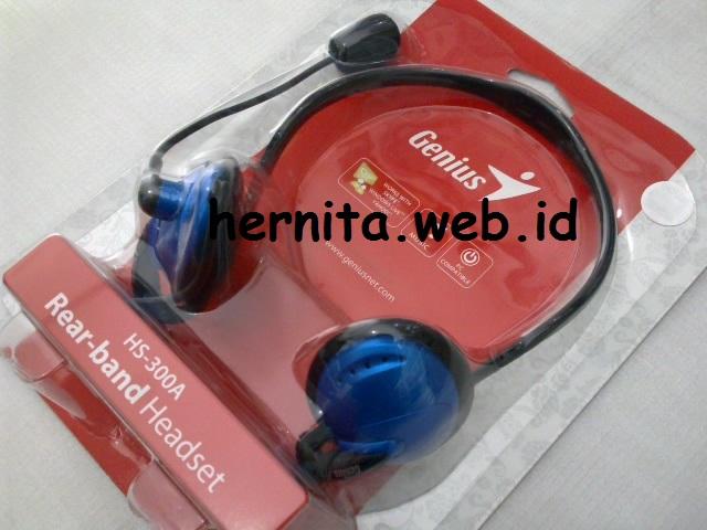 Headset Genius (HS-200C,300A ,02S,02N)_kaskus banget harganyaaa
